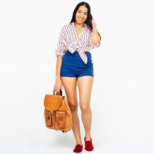 American Apparel Shorts - American Apparel Tap Shorts